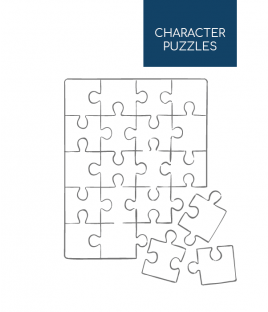 Character Jigsaw Puzzle